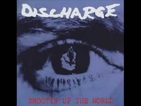 Discharge - Real Live Snuff