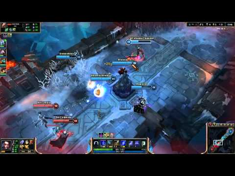 [#27] Let's Play League of Legends ARAM! [HD][German] - Vayne Gameplay