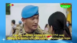 Masa Lalu Prajurit TNI dan Kekasihnya