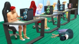 I Made People Stream Until They Died - The Sims 4