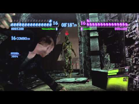 Resident Evil 6 - Chronicles of Vicious [Onslaught] 2