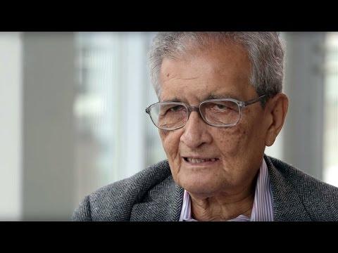 Amartya Sen on the Sustainable Development Goals #globalgoals