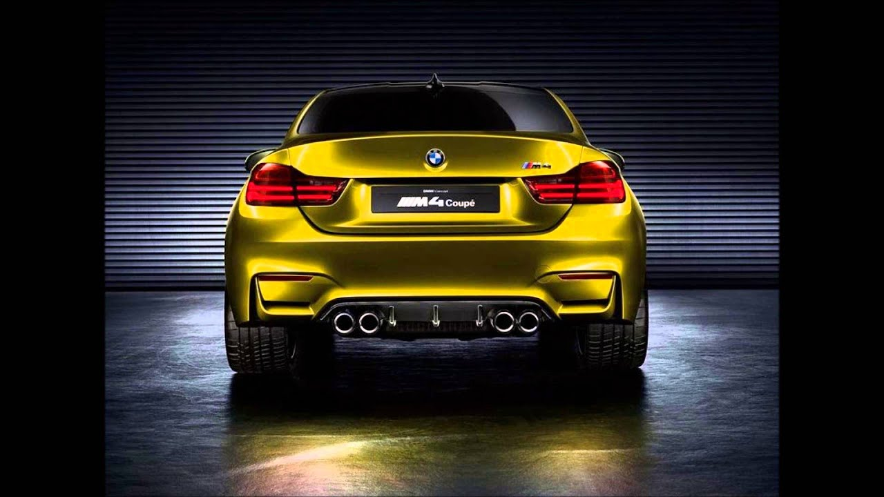 Bmw Coupe M4 >> BMW M4 Coupe Concept: 428i, 428i xDrive, 435i, and 435i xDrive 2013MY - YouTube
