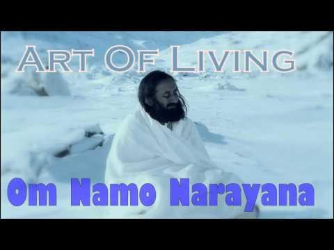 Om Namo Narayana || Art Of Living Bhajans Satsang video