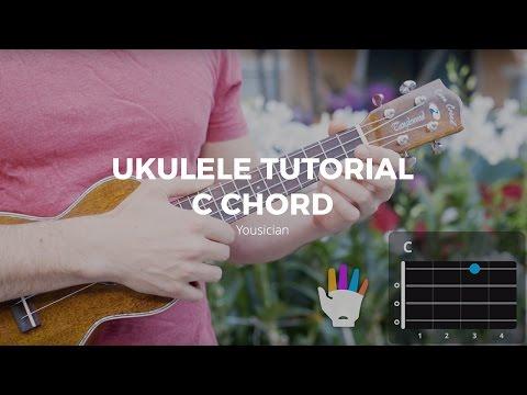 Ukulele Tutorial - C Chord