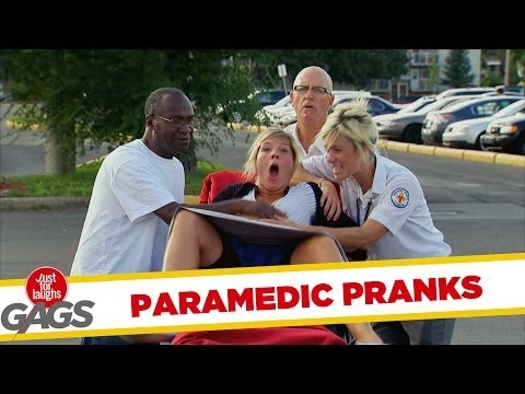 Paramedic Pranks - Best of Just for Laughs Gags