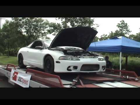 K.P. Tuning's 2g Eagle Talon Tsi 691hp 10.7 Summer 2009