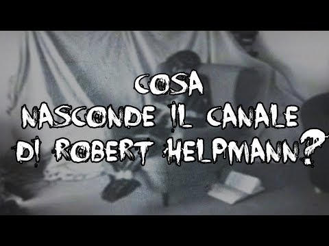 Il canale youtube di Robert Helpmann | Tabu Tv