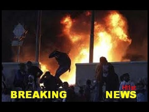 Egypt Soccer Riot At Least 73 'Killed & Many Injured during Soccer Game -- News Story