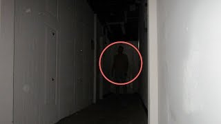 We saw a ghost at our studio while ghost hunting!!!