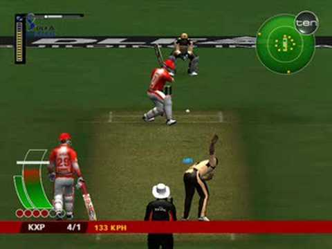 Ffwcricketerz & Bandook76 playing a little IPL on PC!!! KINGS XI PUNJAB! FTW.