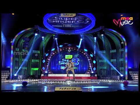 Super Singer 8 Episode 30 - Karunya Performance