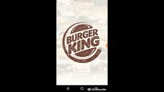 Como obtener cupones  o descuentos en burger king ( 100%real no fake )