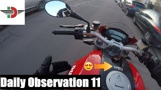 DO 11: Essai d'un Ducati 1100 Monster