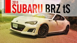 2018 Subaru BRZ tS Review Full Test Drive