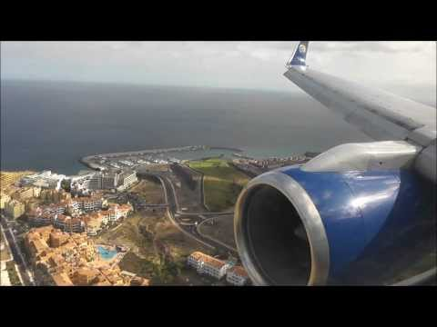 Thomas Cook Boeing 757-300 | London Gatwick - Tenerife South *Full Flight*