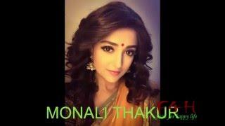 Monali Thakur Live Musical Concert in Bangladesh 2016