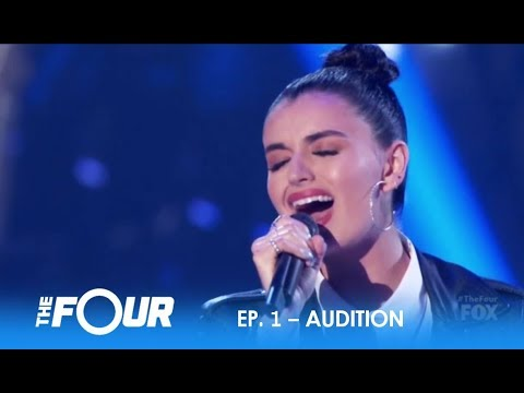 Rebecca Black: She Is Back And Has a MESSAGE To The HATERS - 'Bye, Bye, Bye'! | S2E1 | The Four | Zhavia