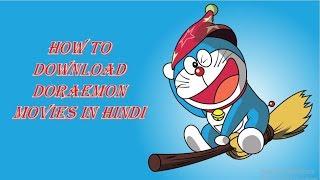 How to Download Doraemon Hindi Movies