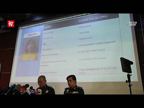 Murder of Kim Jong-nam: Full update by Deputy IGP