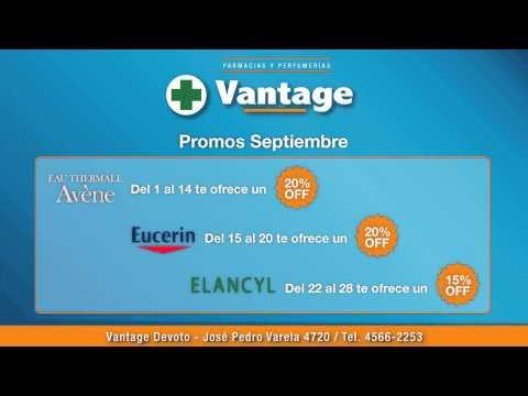 Especial Vantage ( Colegiales - Devoto - Alcorta)