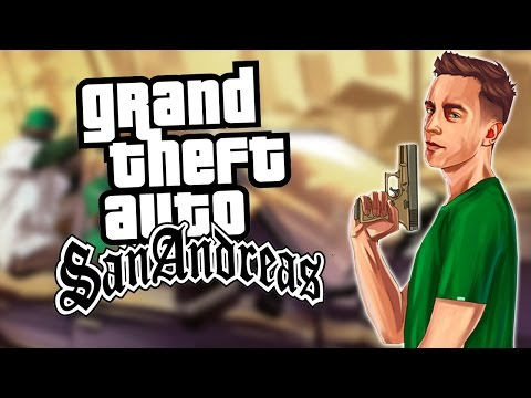 ADNANOV PUT DO GROVE STREETA! - SAMP RolePlay