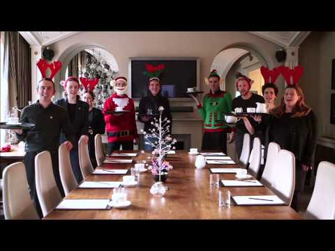 Happy Christmas from Milsom Hotels & Restaurants