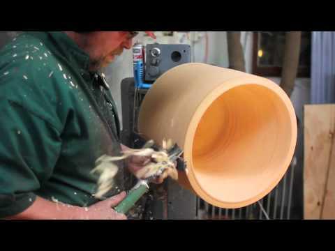 Výroba tienidla na lampu