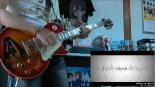 [Guitar] Kagerou Days / カゲロウデイズ [Hatsune miku]
