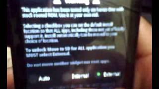 Instalar Apps en SD sin Particionar (ROOT)(Alcatel OT985 PROBADO!)