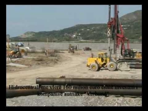 Ashta, Hidrocentrali i ri dhe i fundit mbi lumin Drin