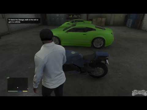 GTA 5 - Grove Street Garage (Requested by: MrGamingReviewsTech)