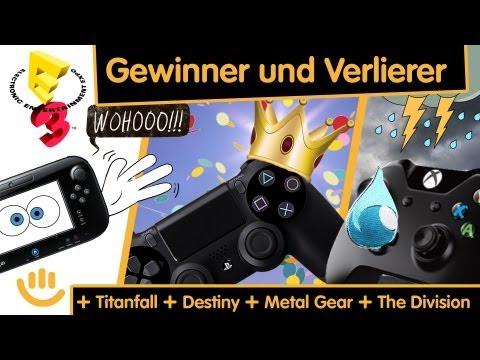 Xbox One und PS4 - Gewinner und Verlierer auf der e3 - Sach Was
