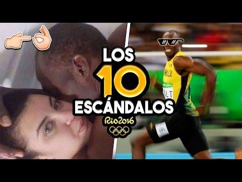 10 ESCÁNDALOS QUE NOS DEJÓ LOS JUEGOS OLÍMPICOS RIO 2016