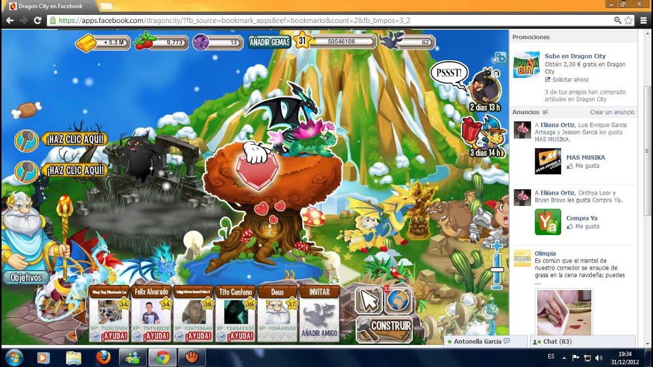 Como hacer El Dragon pirata En Dragon City ? - YouTube