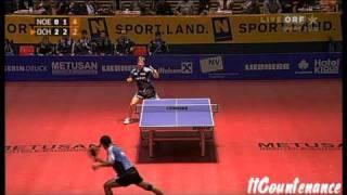 Champions League: Chen Weixing-Par Gerell