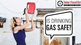 Does Drinking Gasoline Cause You to Go Blind