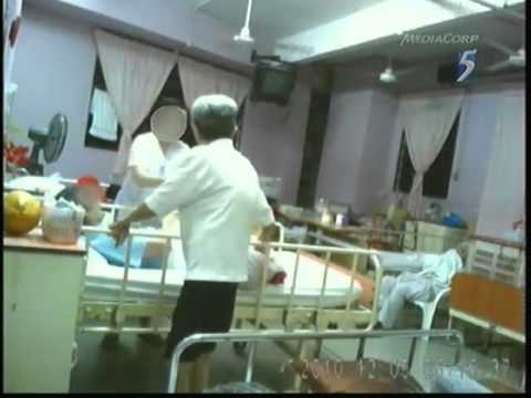 Elderly Abused At Nursing Home  - 09jun2011 video