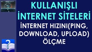 download lagu Kİs  İnternet Hızınıping, Download, Upload Ölçme - Speedtest gratis