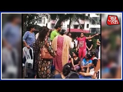 Warden Shames Student For Wearing Sleeveless Top; SNDT College Students Take Protest To The Streets