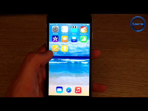 iPhone 6 Unboxing & Review - SLOW MO & TIME LAPSE! :D