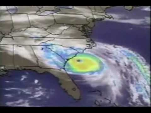 Hurricane Hugo Strikes Charleston, SC