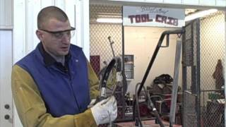 How To (Plug Weld) For Auto Body Collision Repair Work - *Collision Repair Technology Program*