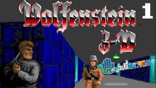 Wolfenstein 3D - {Part 1} - Episode 1: Escape from Wolfenstein + Read This!