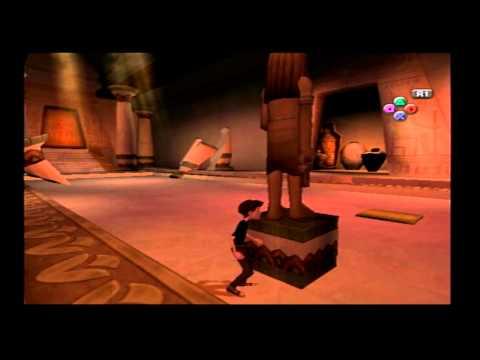 Meet the Robinsons the game walkthrough part 1_Ancient Egypt