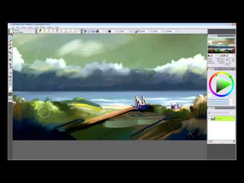 Corel Painter Lite Product Overview