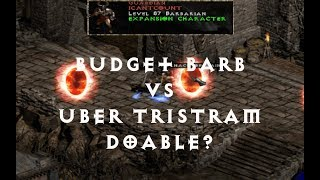 Budget Frenzy Barb VS Ubers - doable?