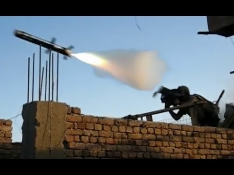 JAVELIN MISSILE TOP ATTACK ON TALIBAN | FUNKER530