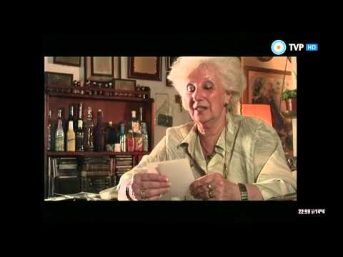 """Estela"", un documental sobre Estela de Carlotto"