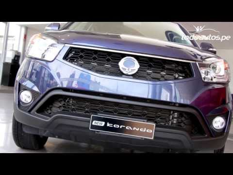 SsangYong Korando 2014 en Perú Video en Full HD Todoautos.pe
